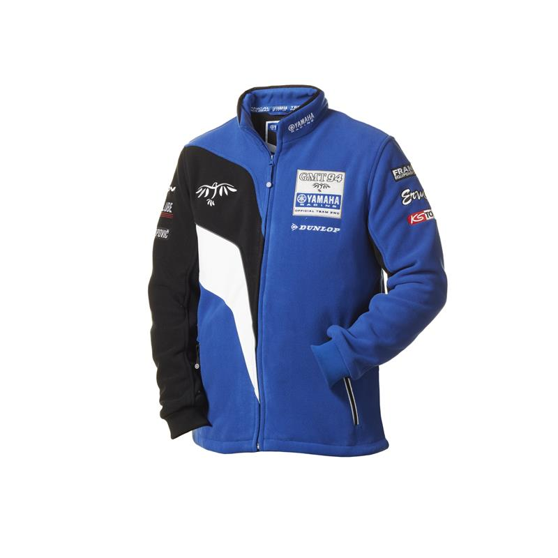 Replica-fleece GMT94 Yamaha EWC Racing Team