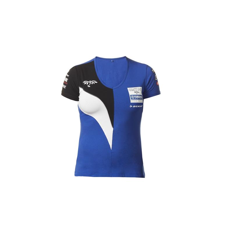 Replika T-shirt med GMT94 Yamaha EWC Racing Team