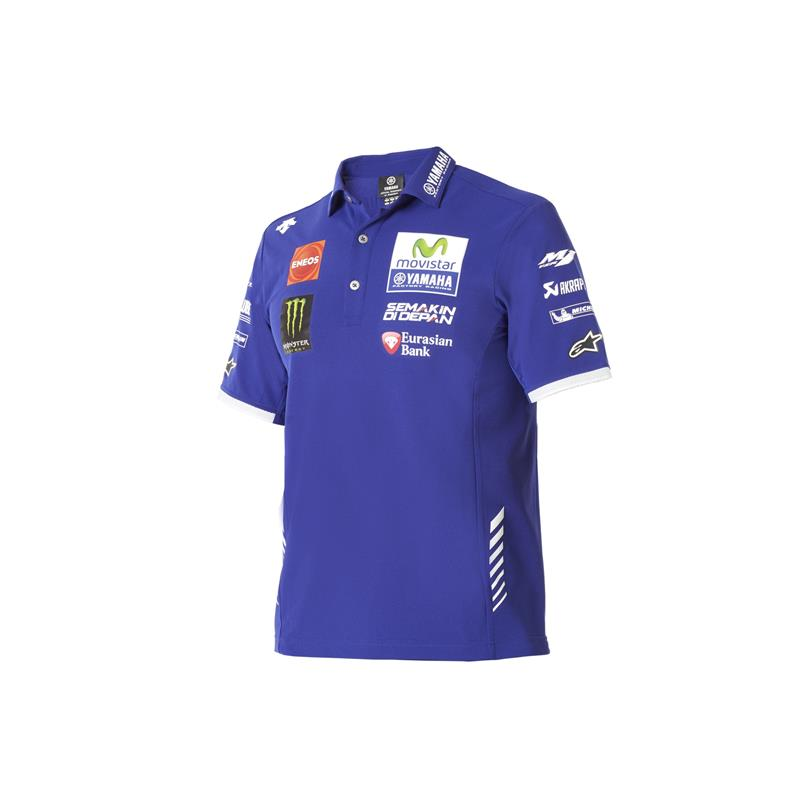 Authentisches Yamaha MotoGP Poloshirt