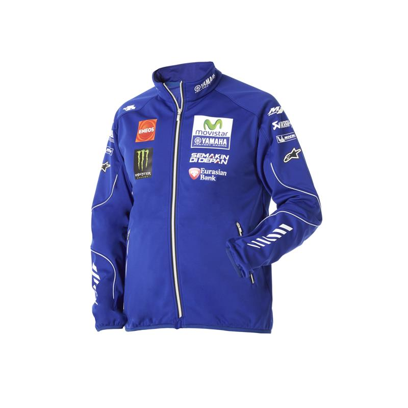 Yamaha MotoGP Team Authentic Sweat Jacket