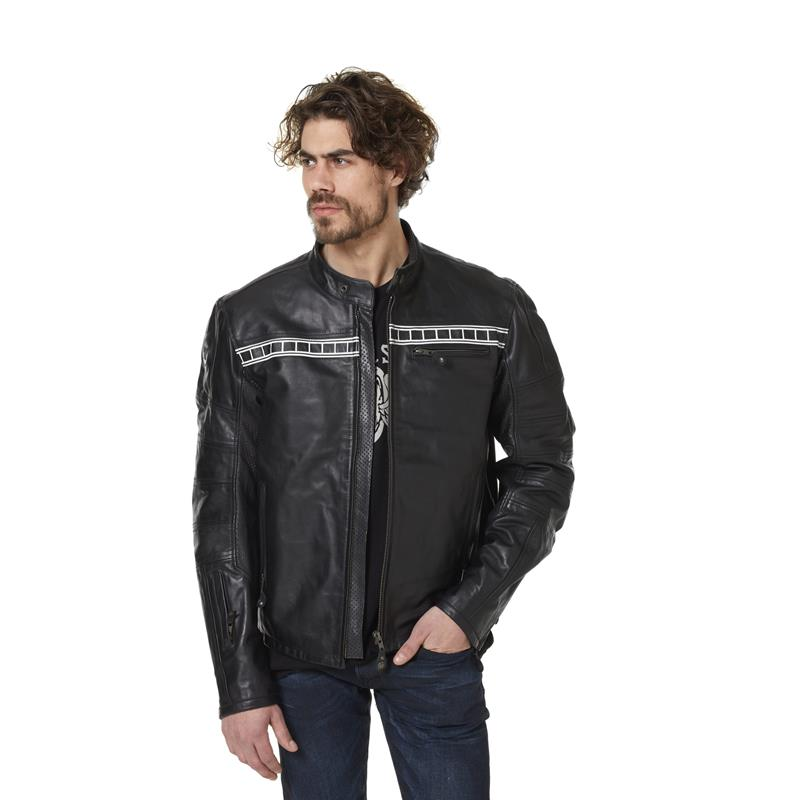 Faster Sons Ronin Leather Jacket by Roland Sands