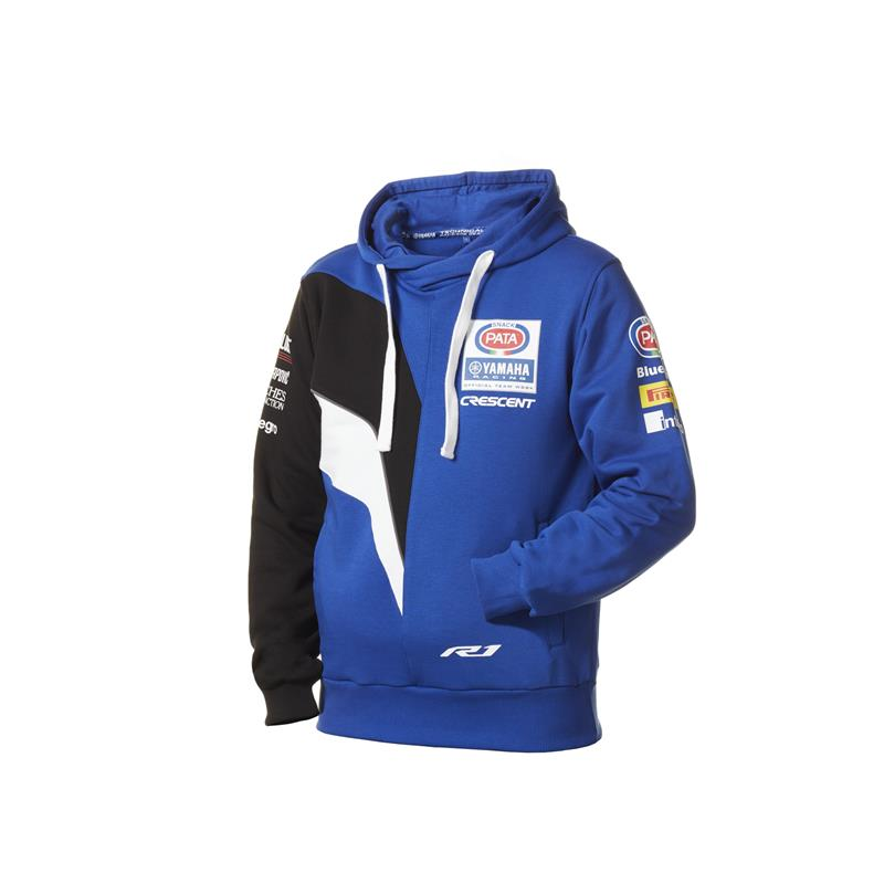 Pata Yamaha WorldSBK Team Replica Hoody