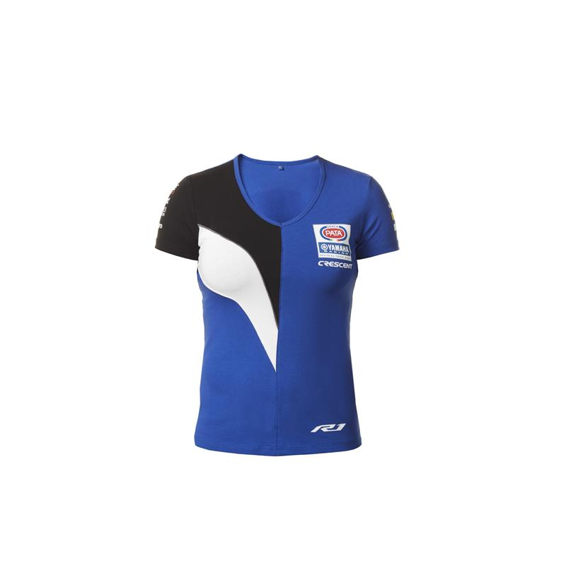 Replica-T-shirt Pata Yamaha WorldSBK Team
