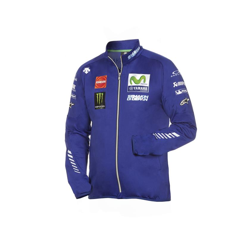 Original Yamaha MotoGP Team Sweat-Jacke
