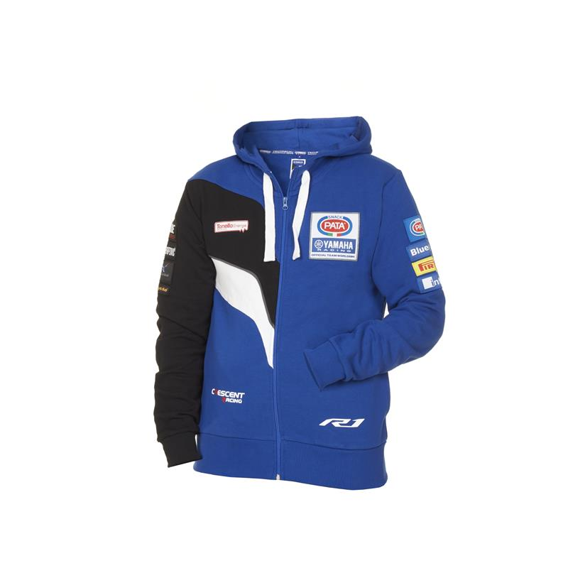 Replica-sweater Pata Yamaha WorldSBK Team
