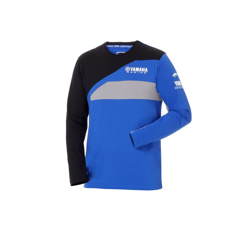 Paddock Blue Race Men's Long Sleeves T-shirt