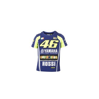 VR46 – Yamaha Junior T-Shirt
