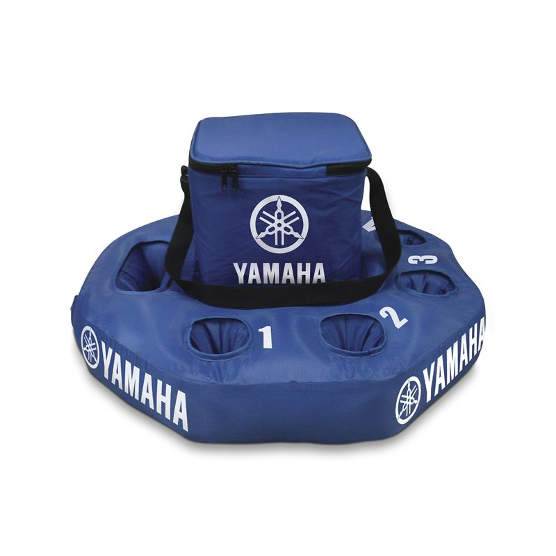 Floating Yamaha Cooler