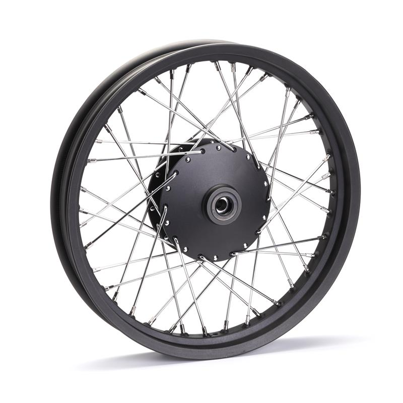 Custom Spoke Front Wheel