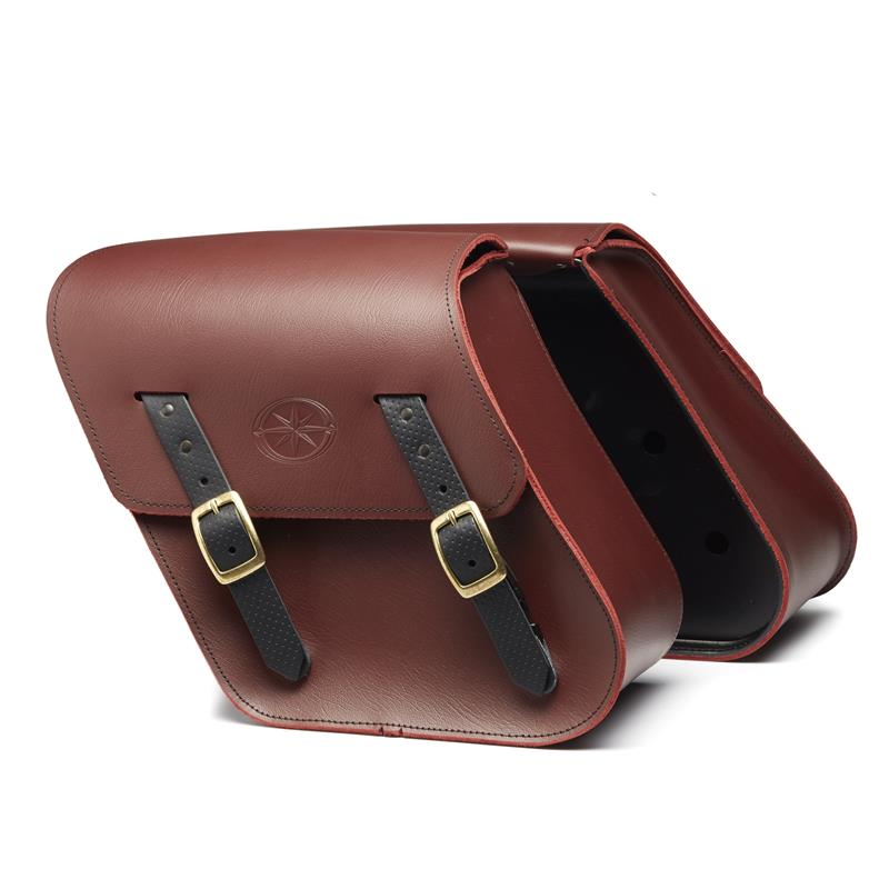 Leather Saddlebags