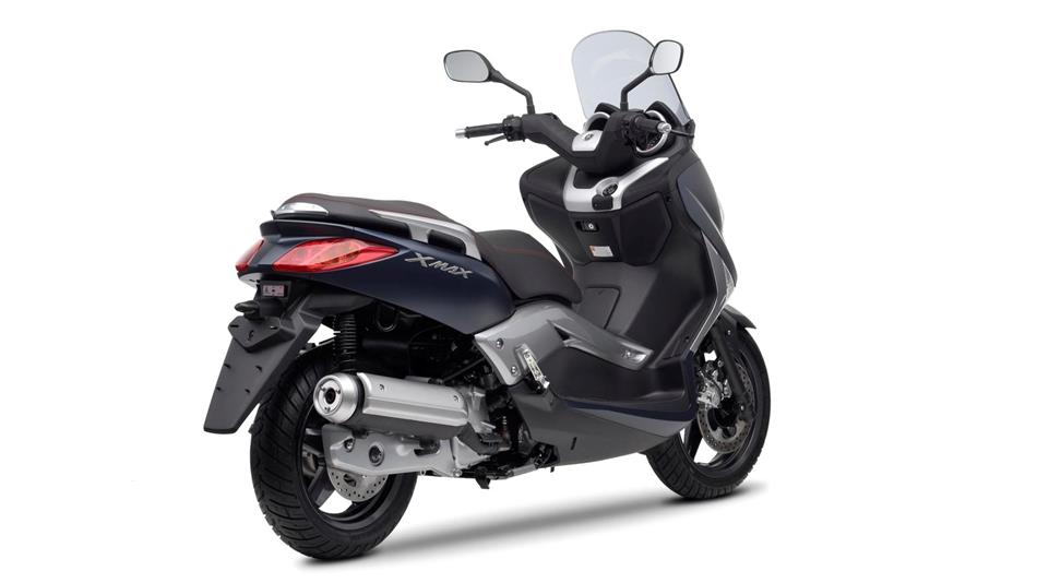 x max 125 2010 scooters yamaha motor uk. Black Bedroom Furniture Sets. Home Design Ideas