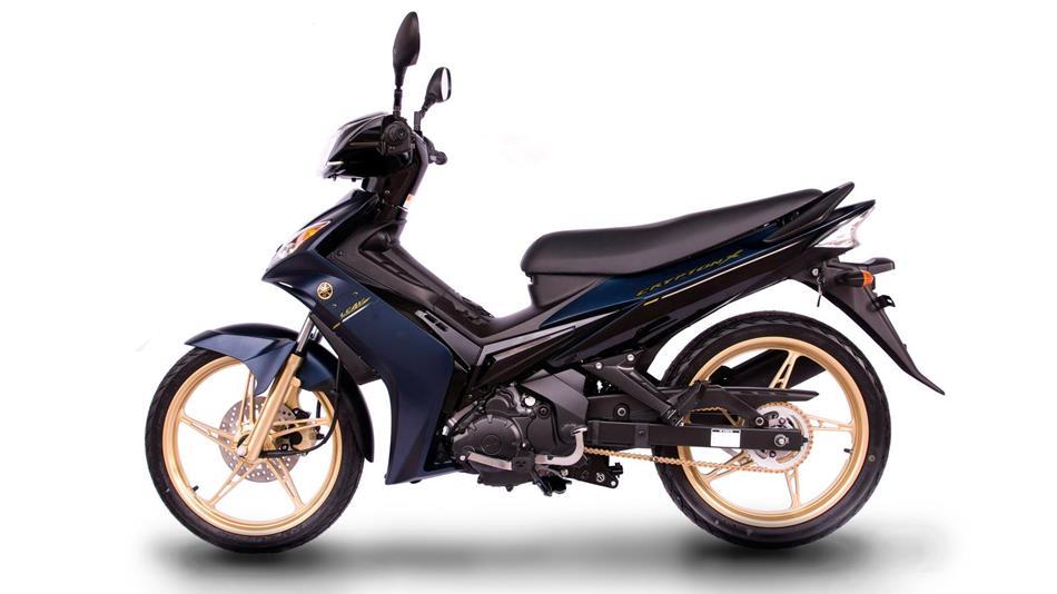 Yamaha Crypton X  Special Edition