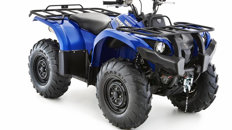 yamaha grizzly four wheeler 450 auto 4x4 eps atvs for sale autos post. Black Bedroom Furniture Sets. Home Design Ideas