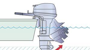 Система плавания на мелководье