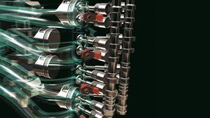 16-ventilni DOHC, redni s 4 cilindra
