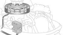 Dodatna rasvjetna zavojnica osigurava napajanje od 12V 6A