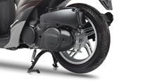 Sıvı soğutmalı 4 zamanlı 150 cc motor