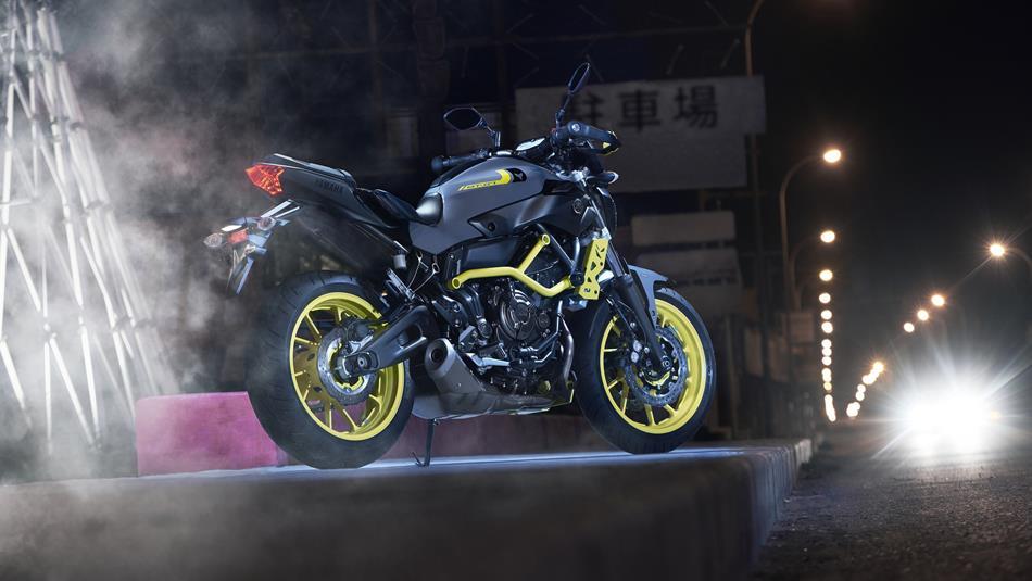 Yamaha Mt Crash Protectors