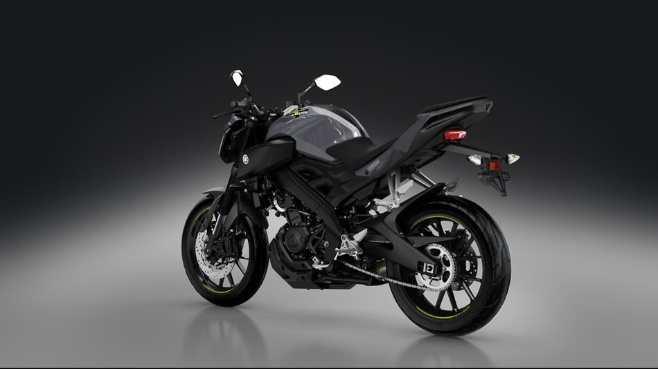 yamaha mt 125 yamaha mt 125 little bike offers big style. Black Bedroom Furniture Sets. Home Design Ideas