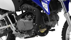 4-taktan motor 110ccm s poluutomatskim prijenosom