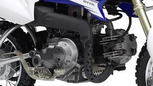 4-taktan motor 50ccm s poluautomatskim prijenosom