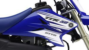 Racing Blue oklopi inspirirani YZ modelima
