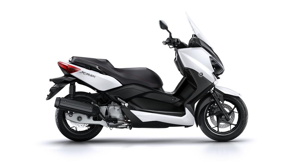 x max 125 abs 2016 scooters yamaha motor uk. Black Bedroom Furniture Sets. Home Design Ideas