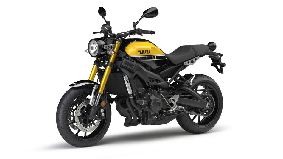 Xsr900 2016 Motorcycles Yamaha Motor Uk