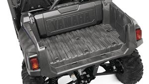 Durable cargo bed