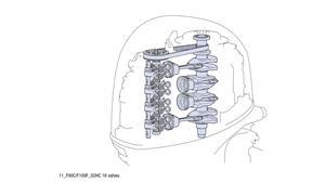 Motor de 16 válvulas SOHC