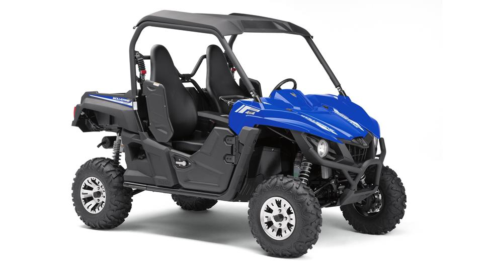 Yamaha wolverine side by side photos autos post for Yamaha sports plaza promo code