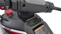 Višefunkcijski LCD instrumenti