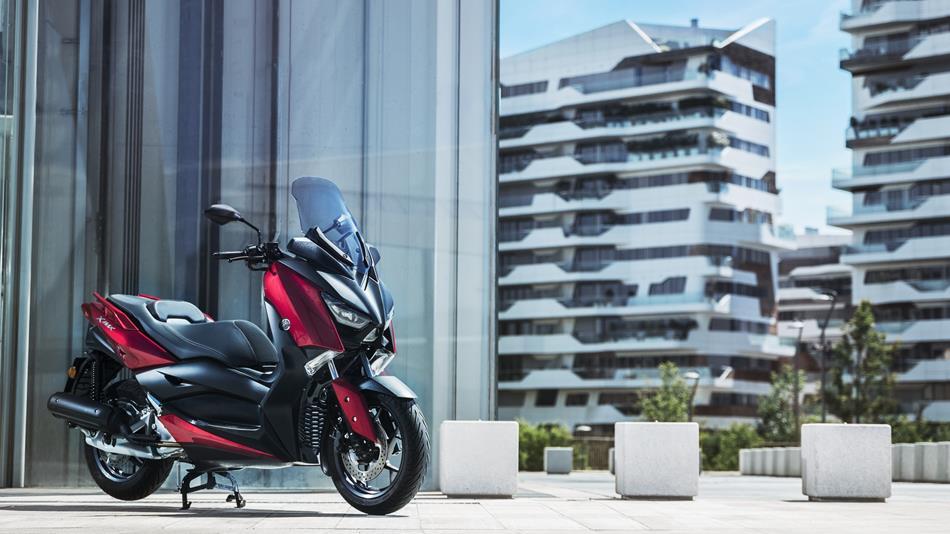 xmax 125 2018 scooter yamaha motor france. Black Bedroom Furniture Sets. Home Design Ideas
