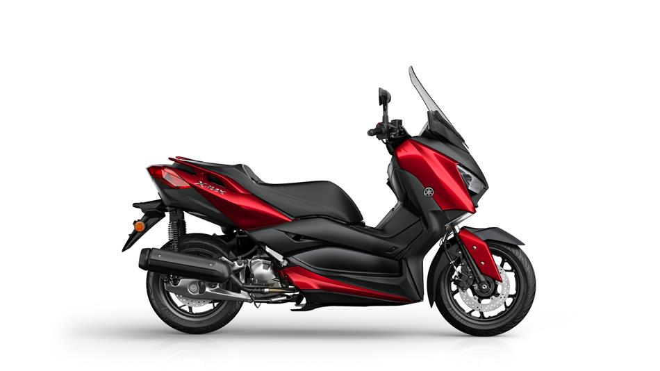 xmax 125 2018 scooter yamaha motor italia. Black Bedroom Furniture Sets. Home Design Ideas