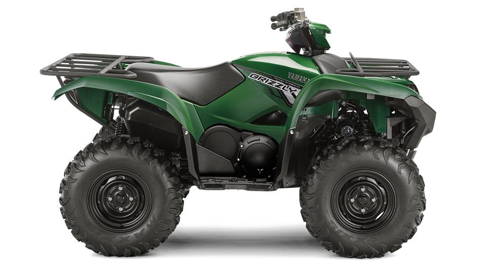 quad yamaha grizzly 550