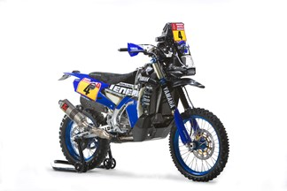 Yamaha WR450F Rally (Dakar Bike)