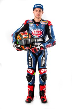 Alfonso Coppola - GRT Yamaha Official WorldSSP Junior Team